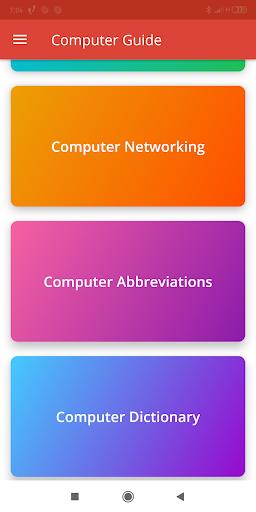 Computer Guide : Learn Computer Basics 1.6 screenshots 2