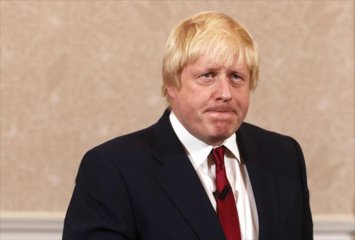 Boris Johnson. Picture: BLOOMBERG/CHRIS RATCLIFFE