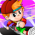 Kids Rush Runner 2019 - The sub game for surfers icon