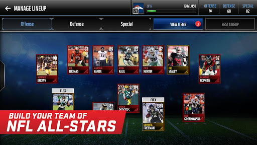 Madden NFL Mobile screenshot 7