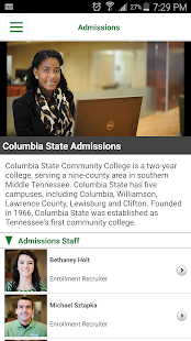 Columbia State - náhled