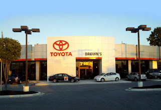 Photo: Brown's Toyota
