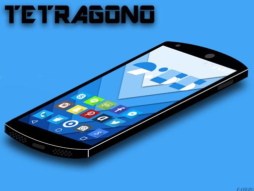 Tetragono - Icon Pack [BETA]