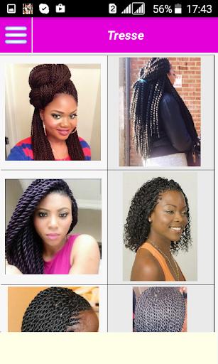 玩免費遊戲APP|下載Modèles de Coiffure Africaines app不用錢|硬是要APP