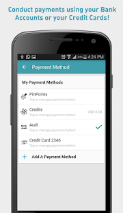 PinPay- screenshot thumbnail