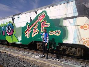 Photo: El Capitano y su tren