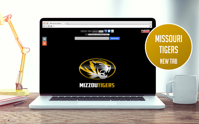 University of Missouri New Tab