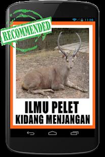Pelet Kidang Menjangan - náhled