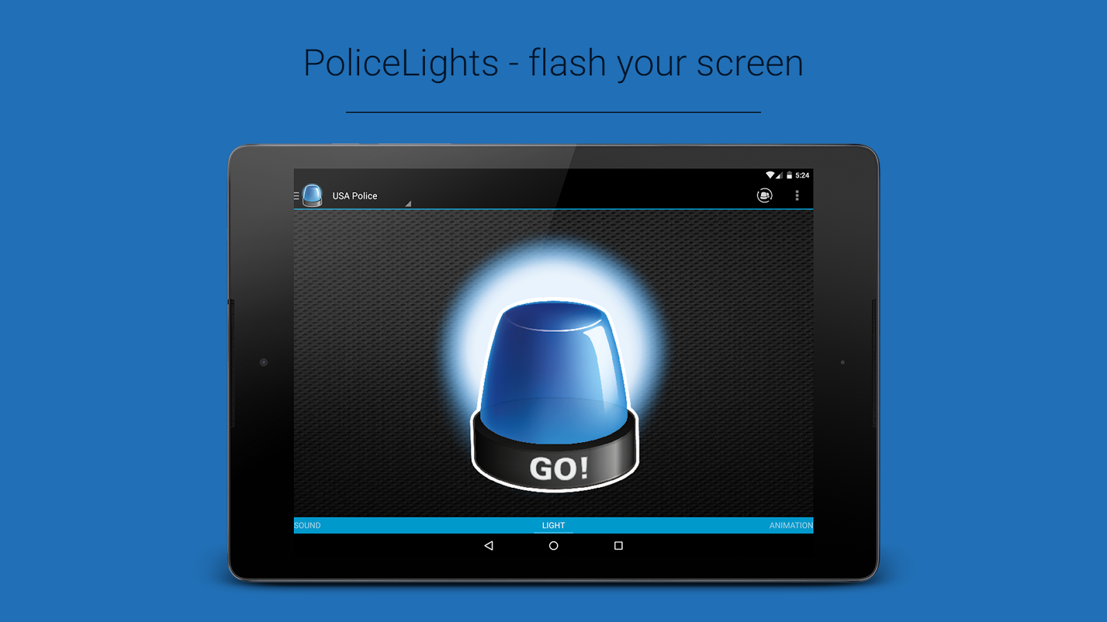 Police Lights & Sirens - screenshot