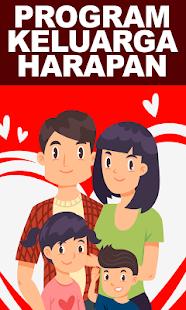 Progam Keluarga Harapan - náhled