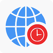 Time Zone Clock - World clock & Widget
