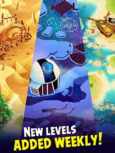 Angry Birds POP Bubble Shooter Screenshot