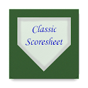 Classic Scoresheet/Scorebook icon