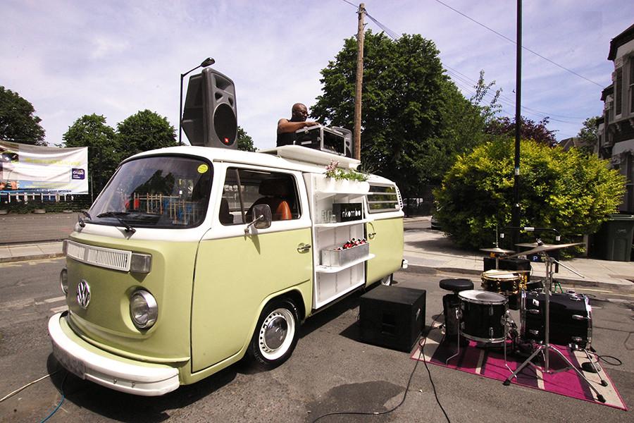 Volkswagen T2 Hire London