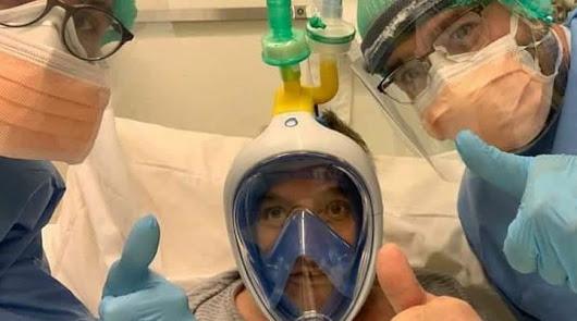 Decathlon deja de vender sus máscaras de buceo para dedicarlas al coronavirus