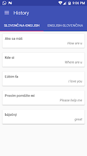 Slovak English Translator - náhled