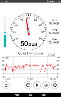 App Sound Meter - Decibel APK for Windows Phone