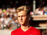 Frenkie De Jong ging voor zijn transfer naar Barcelona eerst op bezoek bij Abdelhak Nouri