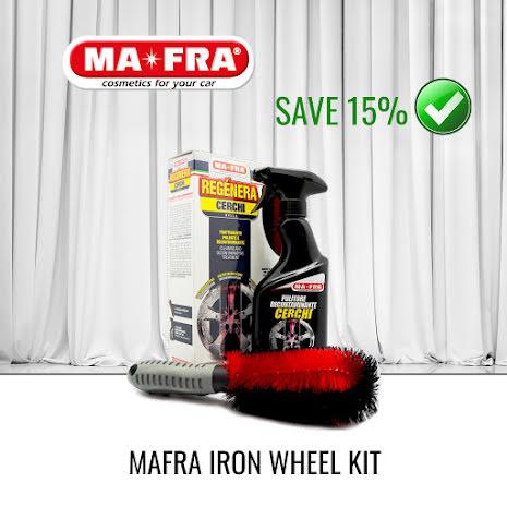 MAFRA Iron Wheel Kit