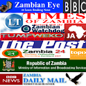 ZAMBIA NEWSPAPERS icon