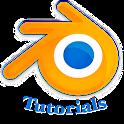 Blender tutorials icon