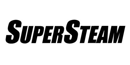 SuperSteam logo