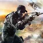 Sniper Assassin Gun Shooter 3d Icon