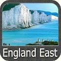 East England GPS Map Navigator