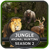 Jungle Animal Hunting 2, 3D