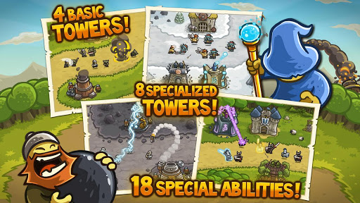 Kingdom Rush 3.1 screenshots 2
