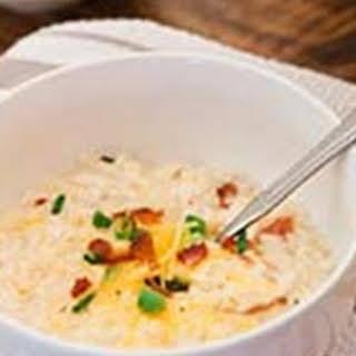 ORE-IDA Slow-Cooker Loaded Potato Soup.