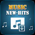 Nova música de streaming vídeo icon