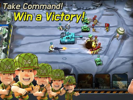 Code Triche World War Arena APK MOD screenshots 6