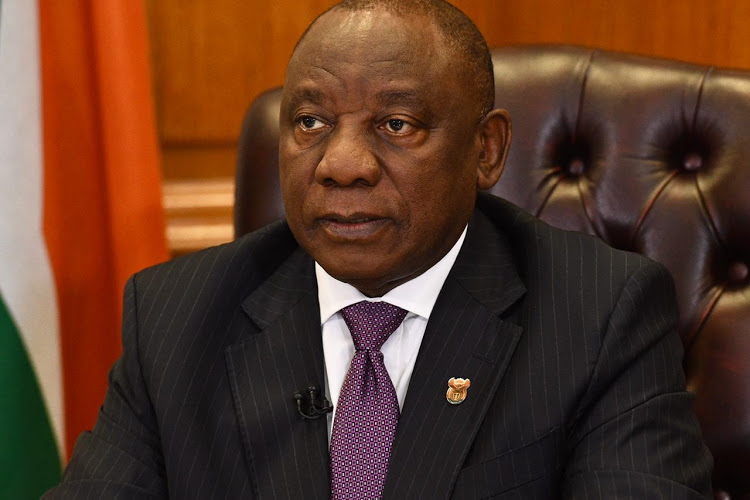 Covid-19 can come for anyone so stay indoors, Ramaphosa tells SA - TimesLIVE