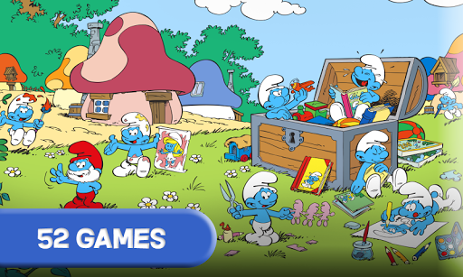 Smurfs and the four seasons apktram screenshots 1