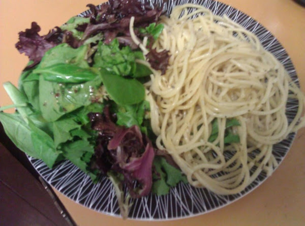 Lemon Garlic Pasta Recipe