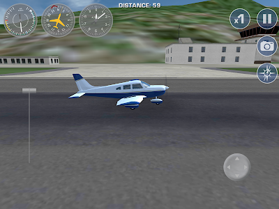 Airplane Fly the Swiss Alps v1.4 (Unlocked)