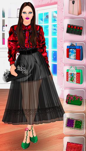 High Fashion Clique - Dress up & Makeup Game 0.7 screenshots 5