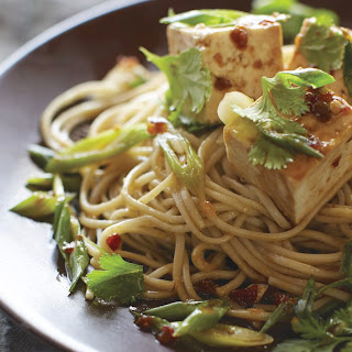 Spicy Tofu Salad With Soba