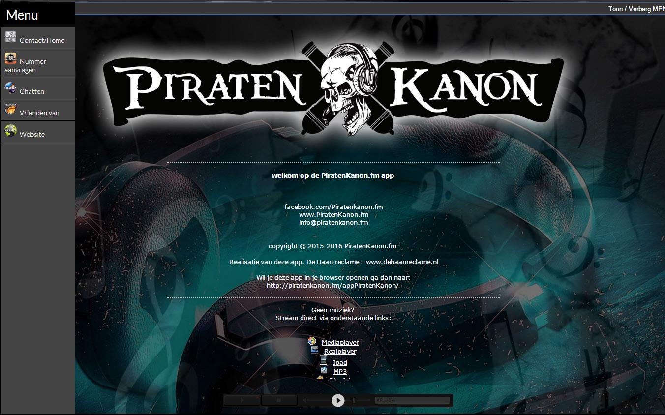 PiratenKanon- screenshot