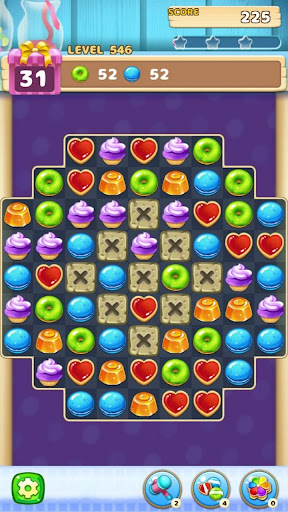 Sugar POP - Sweet Puzzle Game 1.2.6 screenshots 4