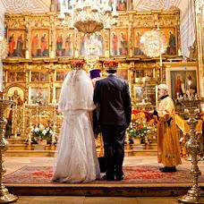 Wedding photographer Denis Gavrilenkov (gavrilenkov). Photo of 27.11.2012