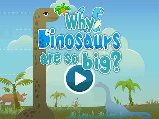 Why Dinosaurs Are So Big