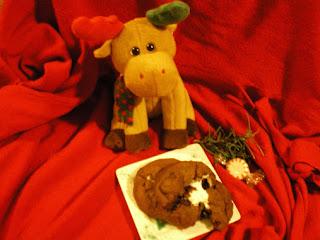 Peppermint Hot Chocolate Cookies Recipe