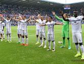 L'équipe-type de la semaine: Anderlecht et Saint-Trond à la fête