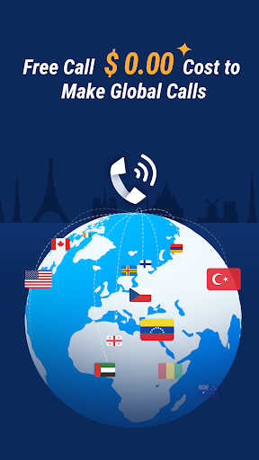 LetsCall - Free Global Calls & LED Reminder screenshot