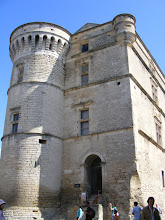 Photo: The Renaissance castle is on the site of an older 12th century fortress.