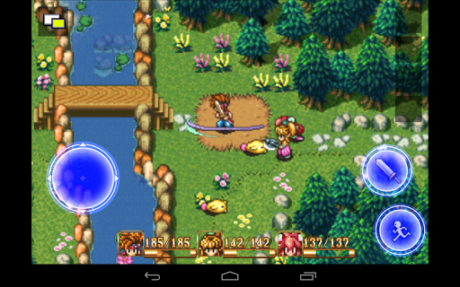 Secret of Mana - screenshot
