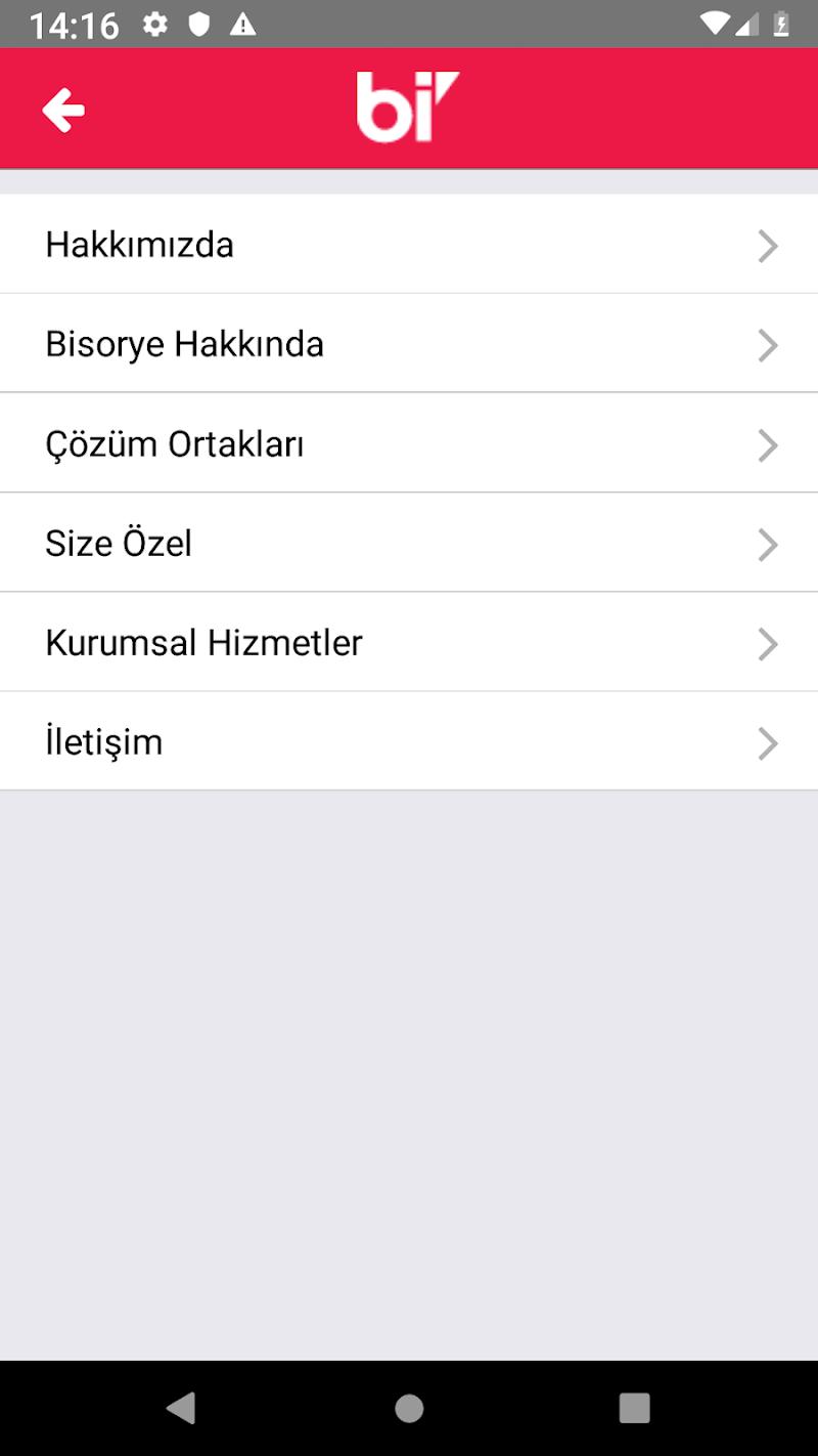 Скриншот Bisorye