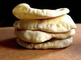 Pita Pockets (flat Bread) Recipe